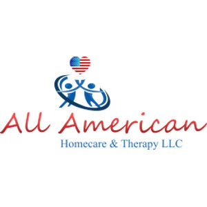 All American Home Care  Logo