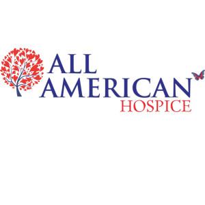 All American Hospice  Logo