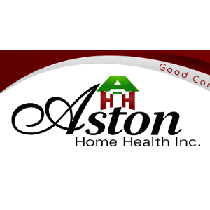 Aston Home Health Logo