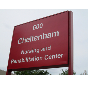 CHELTENHAM NURSING AND REHABILITATION CENTER Logo