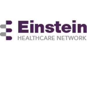 Einstein Montgomery Hospice Logo