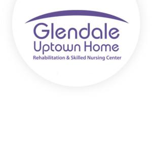 Glendale Uptown Home Logo