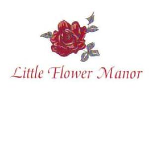 Little Flower Manor Logo