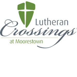 LUTHERAN CROSSINGS AT MOORESTOWN Logo