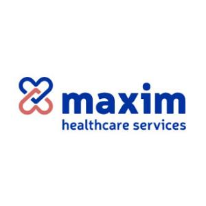 Maxim Healthcare Services  Logo