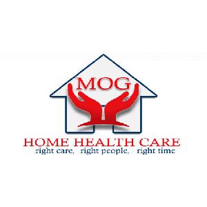 Mog Home Healthcare Services Logo