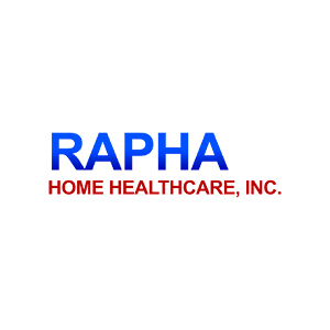 Rapha Home Healthcare Logo