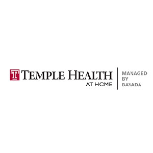 TEMPLE HEALTH AT HOME - Bayada Logo